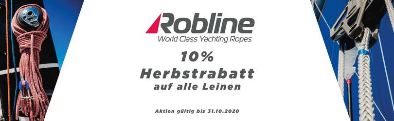 Robline Herbstaktion
