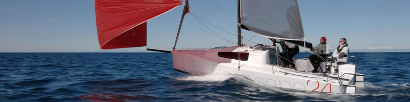 Beneteau First / Seacape 24