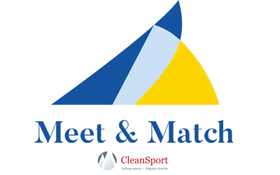 Logo meetmatch Cleansport