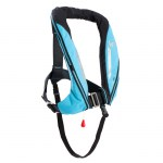 Kru Sport ADV Carbon and Sky blue 150x150