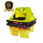 Seago Sea Cruiser ISO 9650-2 Liferaft