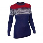 Aclima Design Wool Marius Crew Neck Women