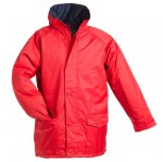 BMS Skipeprjacket red