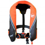 Kru Sport 185 lifejacket orange