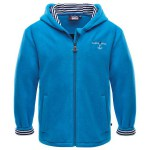 Marinepool Juno Fleece Hoodie Kids atlanticblue