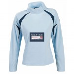 Marinepool Riga Fleece Sweater lwomen ightblue