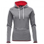 Marinepool Swamp Team Hoody grey melange