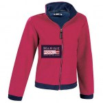 Marinepool Winnipeg Fleece Jacket Red