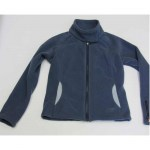 Musto Asymetric Bond Fleecejacke blau