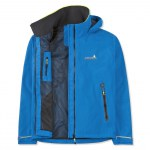 Musto BR1 Inshore Jacket - brilliant blue - front