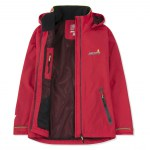 Musto BR1 Inshore Jacket - women - true red - front