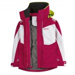 Musto BR2 Offshore Jacket cerise / white