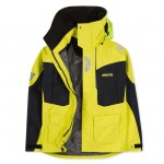 Musto BR2 Offshore Jacket men sulphur spring / black