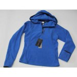 Damen Fleece-Hoody royal blue