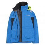 Musto MPX Coastal jacket Brilliant Blue Front